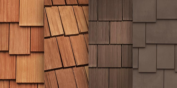 Wood roofing material specifications