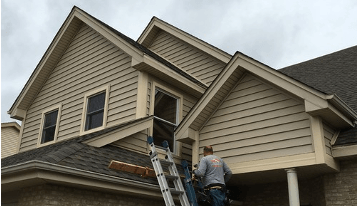 Licensed local siding contractor