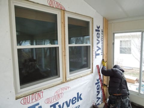 Cedar siding in Rolling Meadows project photo 3
