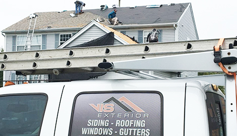 Hail Damage Repair In Gurnee Il Roofing Amp Siding Contractor