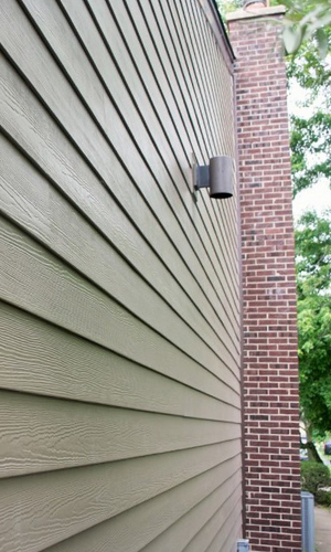 James Hardie Fiber Cement Siding Project Northbrook Il