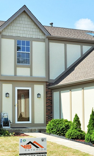 Shingle Roofing James Hardie Siding Project Carol Stream Il