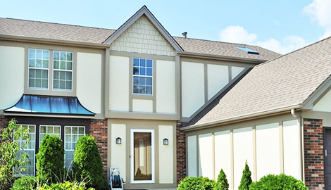 Shingle Roofing Amp James Hardie Siding Project Carol Stream Il