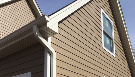 Lp Diamond Kote Siding Installation Project Naperville