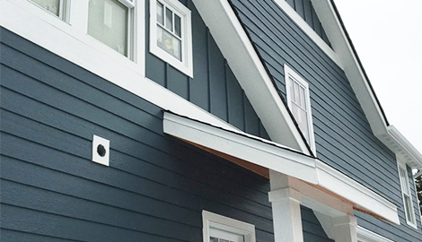Lp Smartside Wood Siding Amp Guttering Project In Glen Ellyn Il
