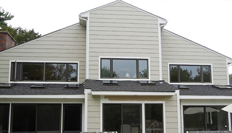 Lp Smartside Wood Siding Installation Project Oak Brook Il