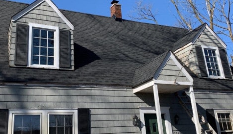 Shingle roof replacement in Clarendon Hills project photo 1