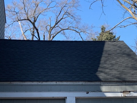 Shingle roof replacement in Clarendon Hills project photo 2