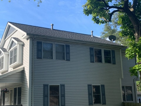 Shingle roof replacement in Westmont project photo