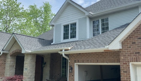 Shingle roof replacement in Willowbrook project photo 3