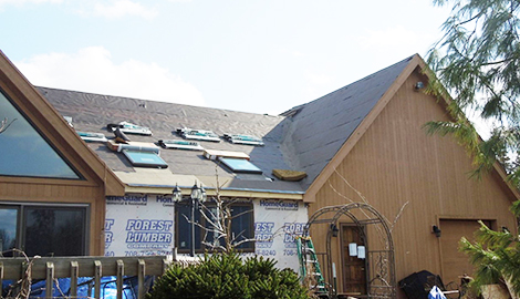 Shingle Roof Installation Project Naperville Roofing