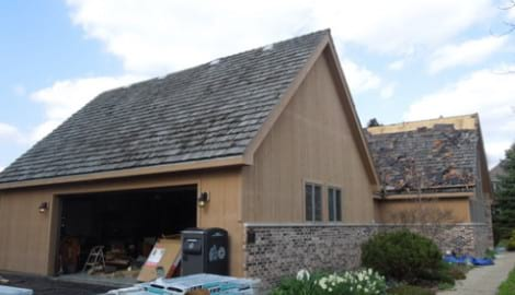 Shingle roof replacement in Naperville project photo 2
