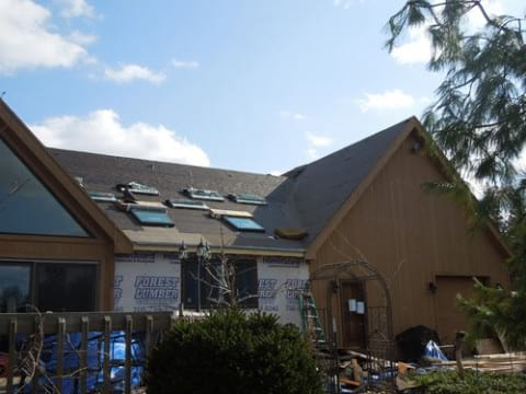 Shingle roof replacement in Naperville project photo 3