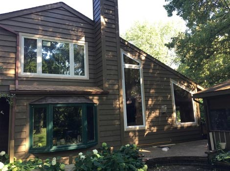 Succesfull window replacement project in St. Charles
