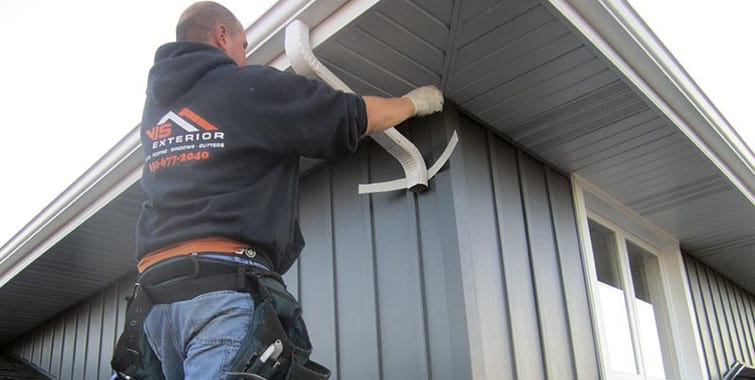 vinyl siding shingle roof downers grove il